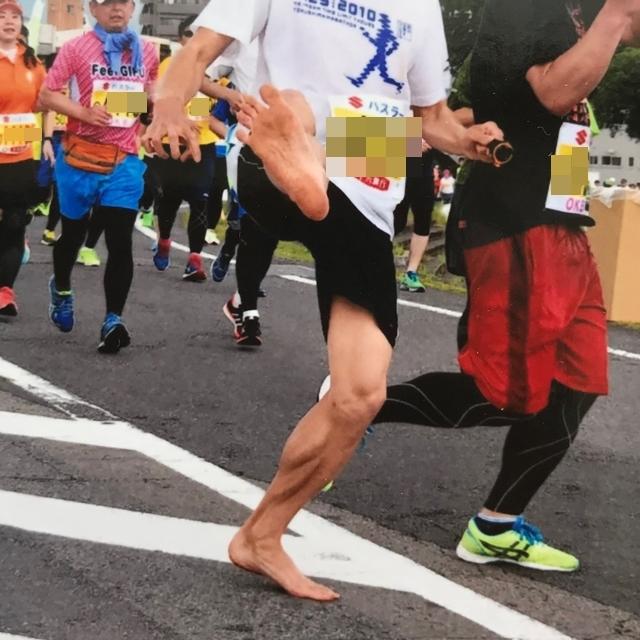 ベアフットでマラソン完走!実践者が裸足ランニングの効果を徹底解説